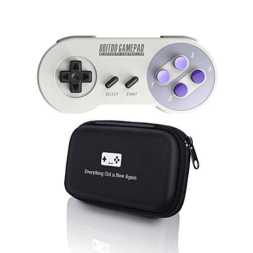 8Bitdo SN30 Game Controller with Bonus Carrying Case - fo    | Wish