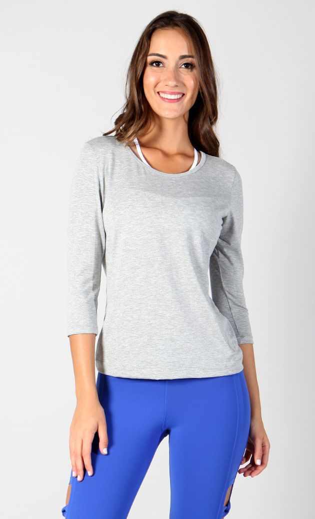 Emma Long Sleeve Thow-over LS1112