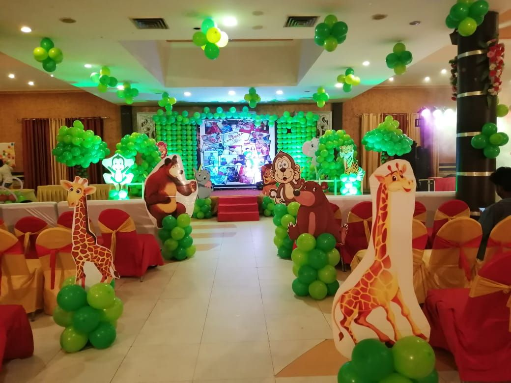 Birthday Party Decorator In 2020 Corporate Event Planner Birthday Party Planner Theme Party Decorations