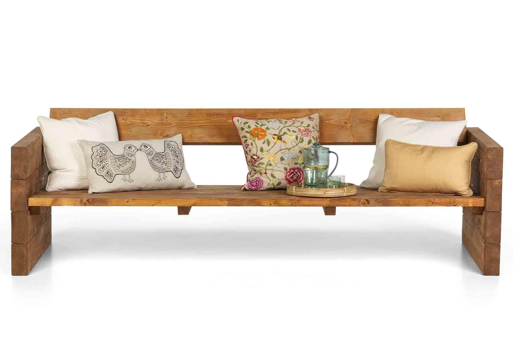 Gartenbank Jule Create By Obi Gartenbank Selber Bauen Gartenbank Outdoor Sofa