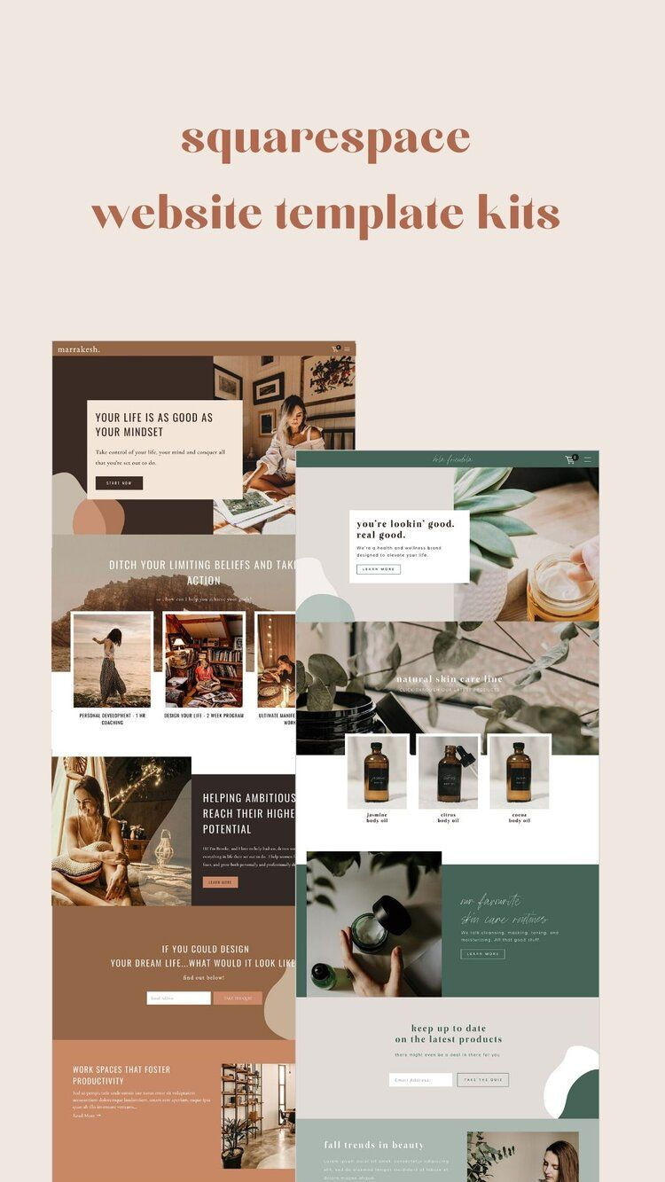 Pin On Website Templates