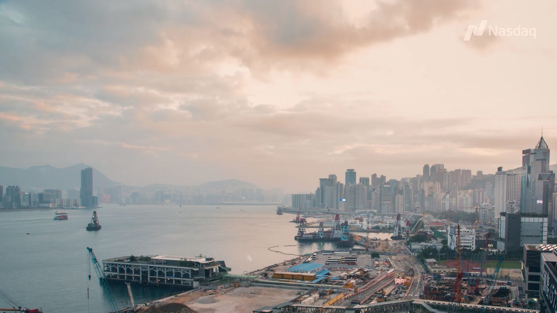 enjoy the view from our office in hong kong nasdaq culture in 2019 rh pinterest com