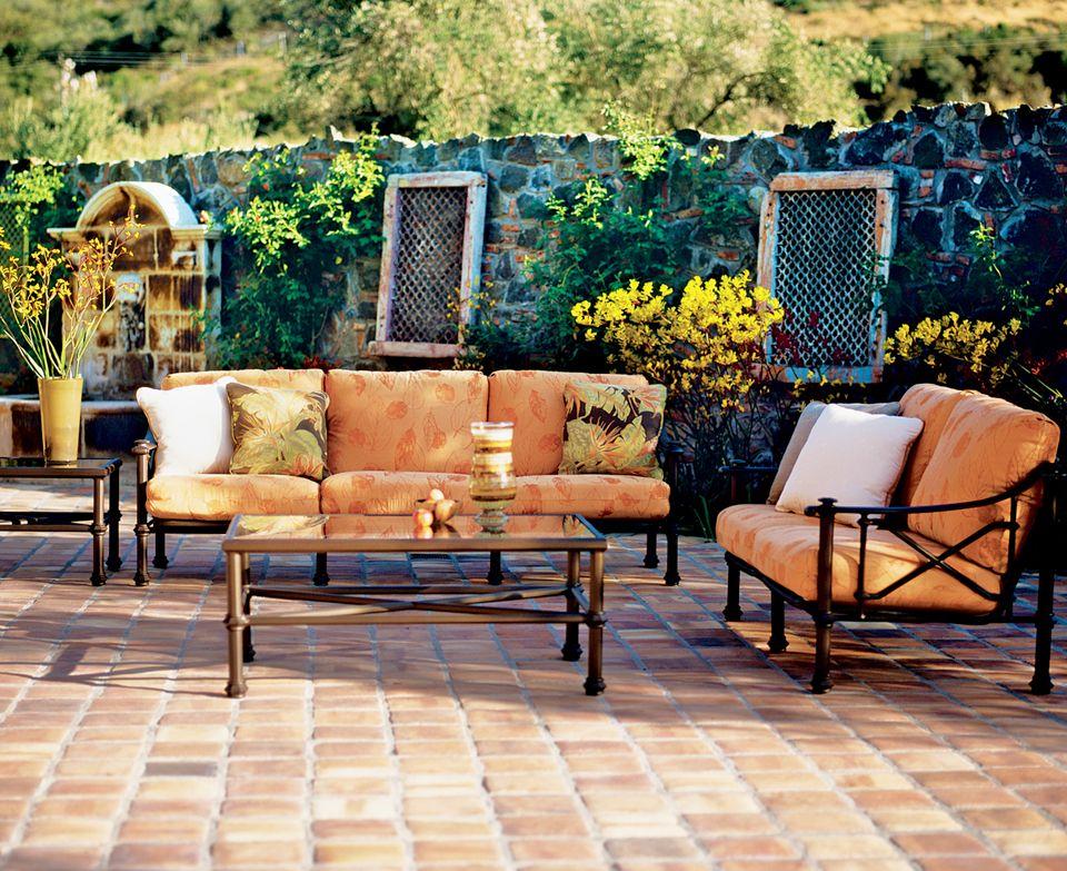 BROWN JORDAN Marc Pridmore Designs Outdoor Patio