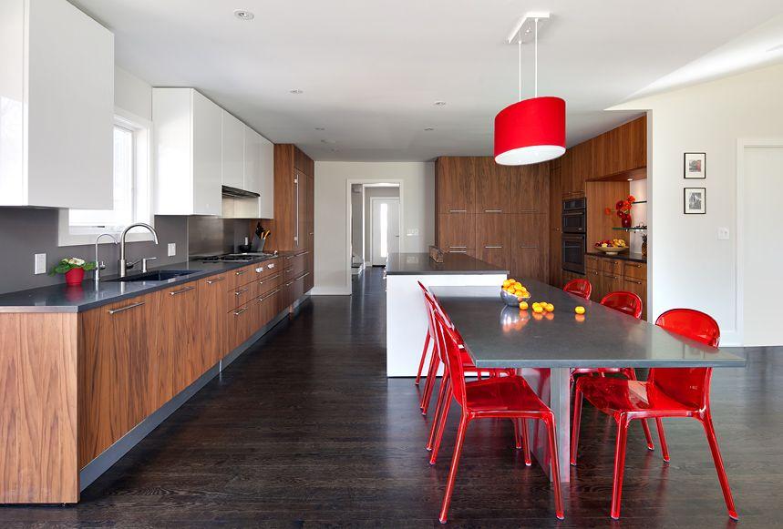 exotic veneer kitchen by aster cucine contemporary kitchen rh pinterest com