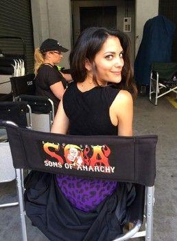 Sons Of Anarchy Season 7 Casting News Gang Related Inbar Lavi Joins Cast Sons Of Anarchy Inbar Lavi Anarchy