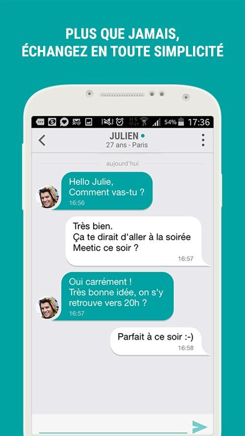 Dating Messenger gratis