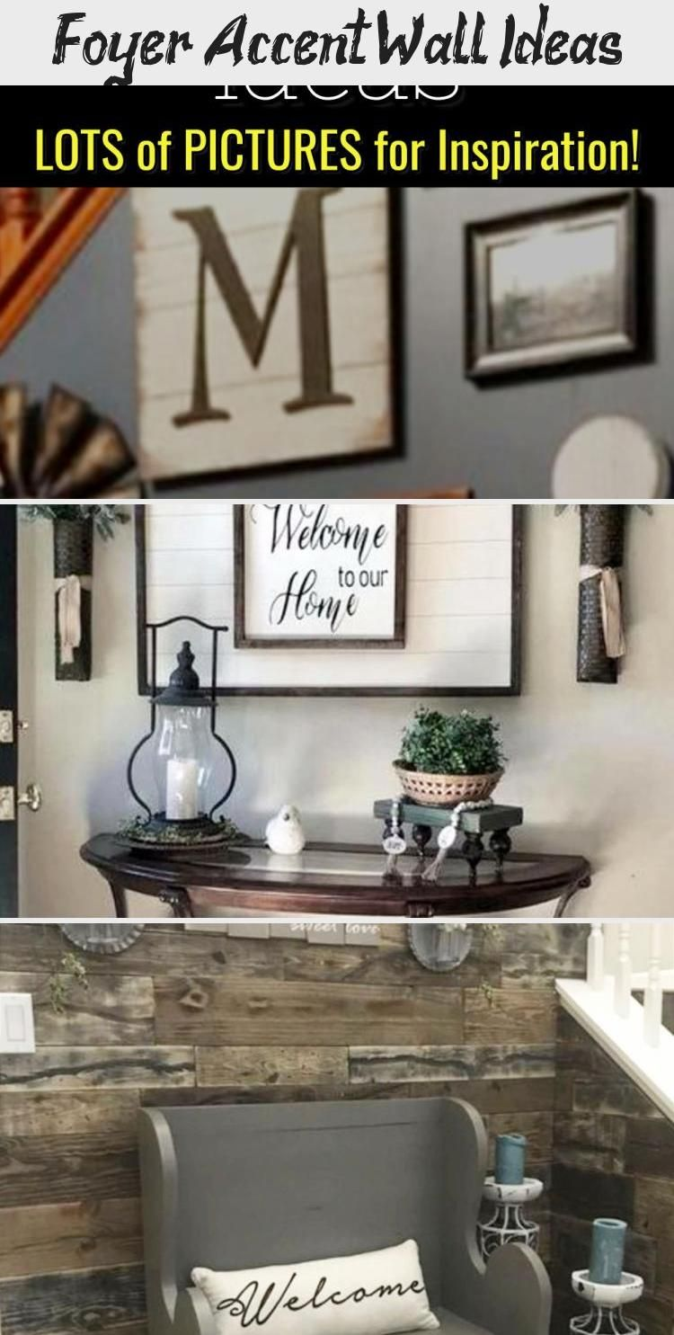 foyer accent wall ideas love this pallet wood accent on accent wall ideas id=93825
