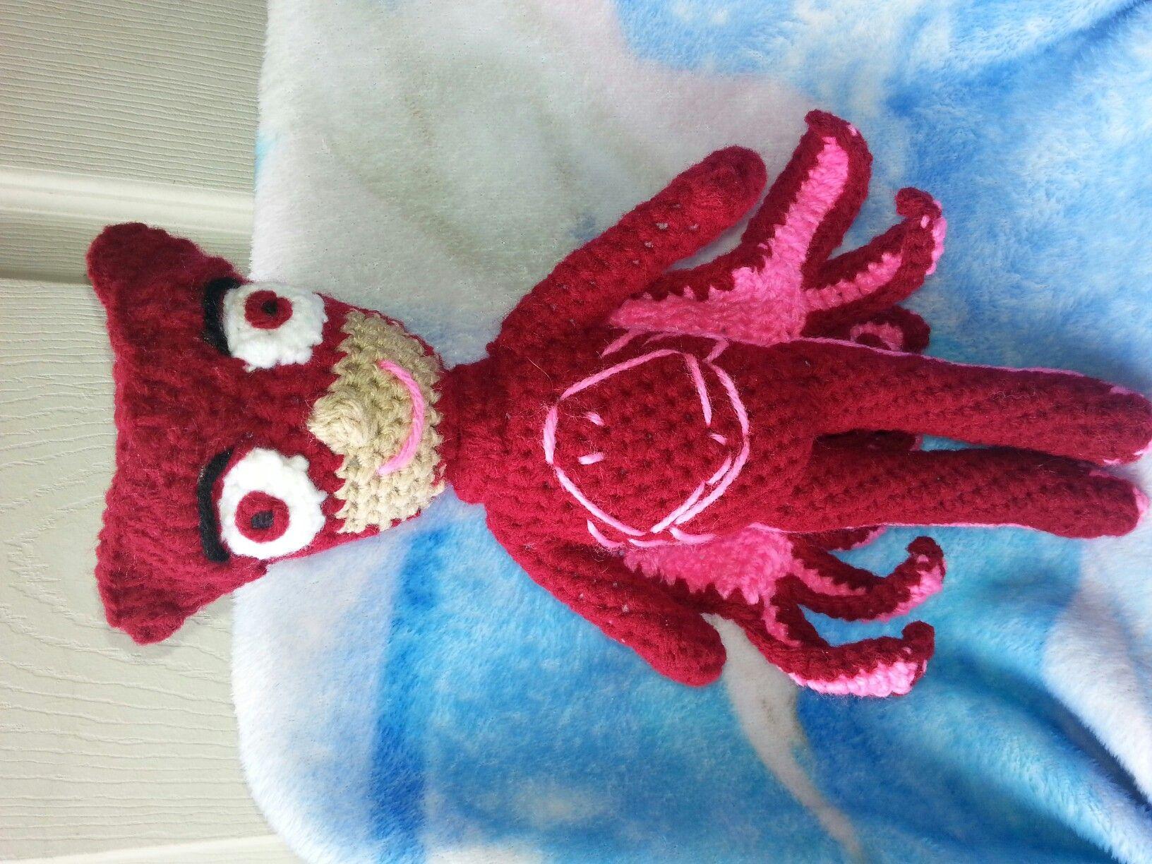 Amigurumi Oso Pijama : Pj masks inspired doll héroes en pijamas crochet