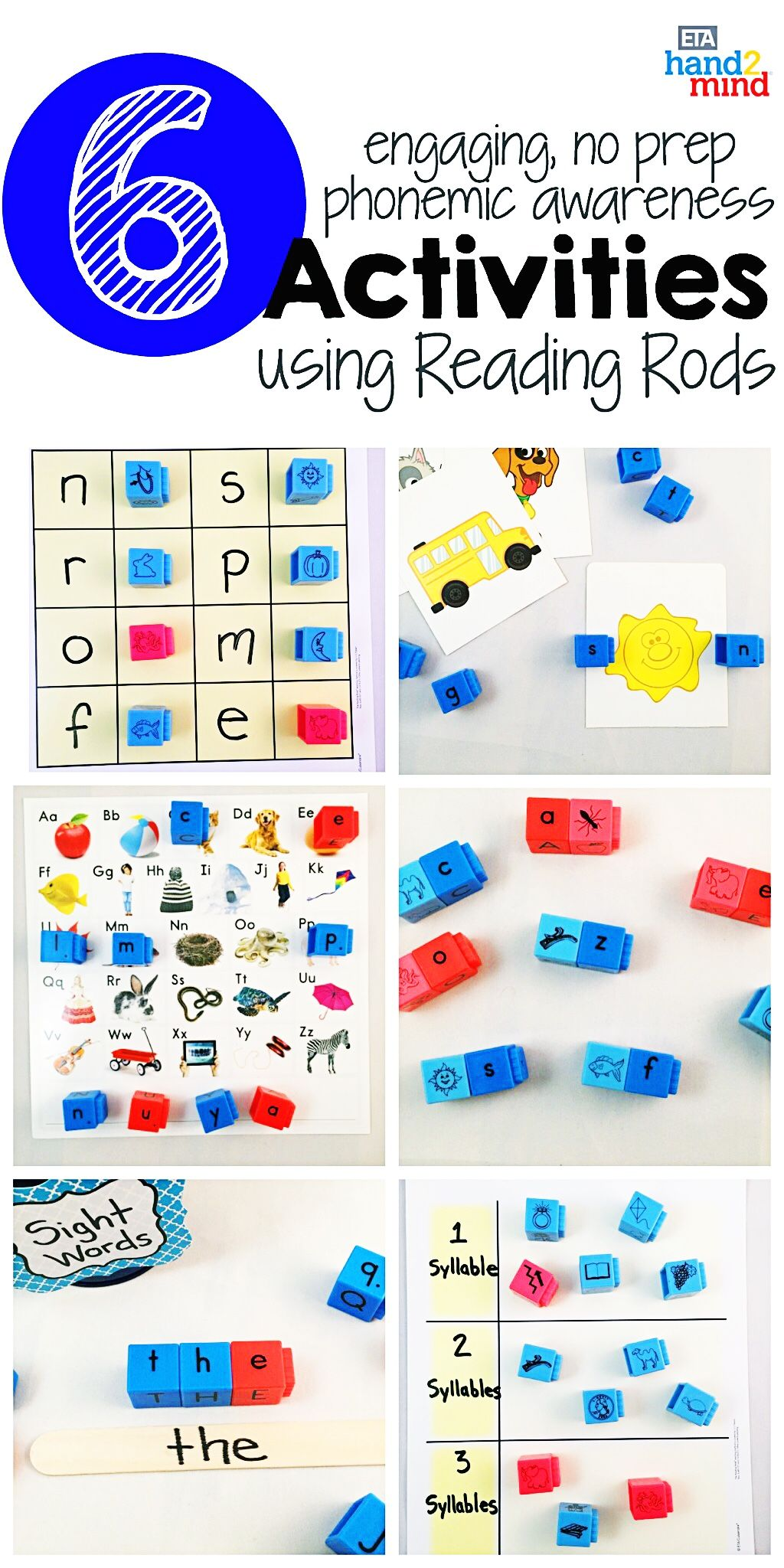 Pin by hand2mind on Spelling Activities | Reading, Spelling
