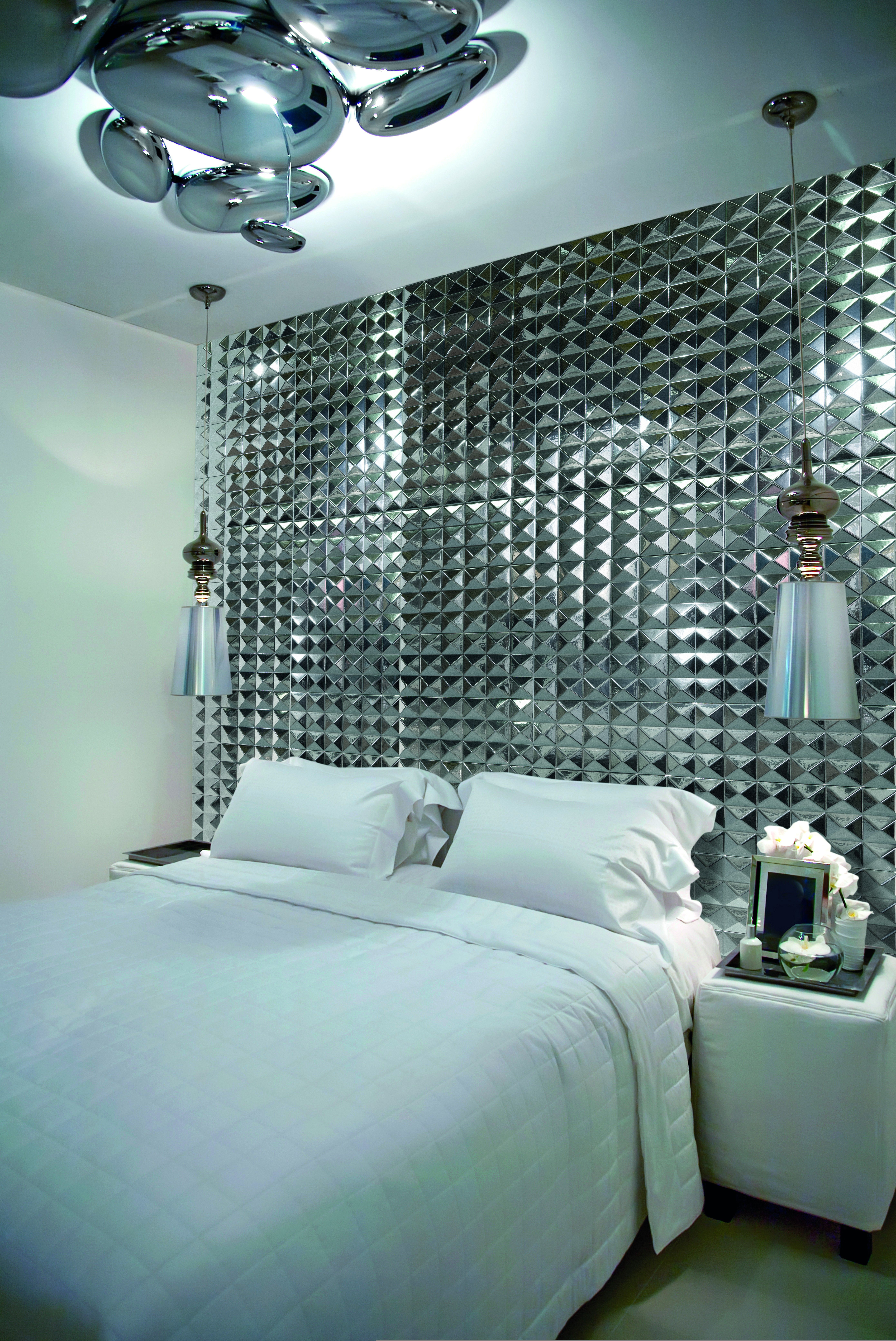 3D feature tile designs help you get texture on your walls ...
