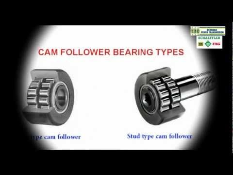 CBC INA Track Roller Cam Follower Bearings - YouTube   CNC