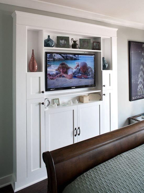 built in media center design pictures remodel decor and ideas rh pinterest com
