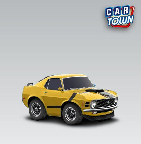 Ford Mustang Boss 429 Downloads Car Town Ford Mustang Boss