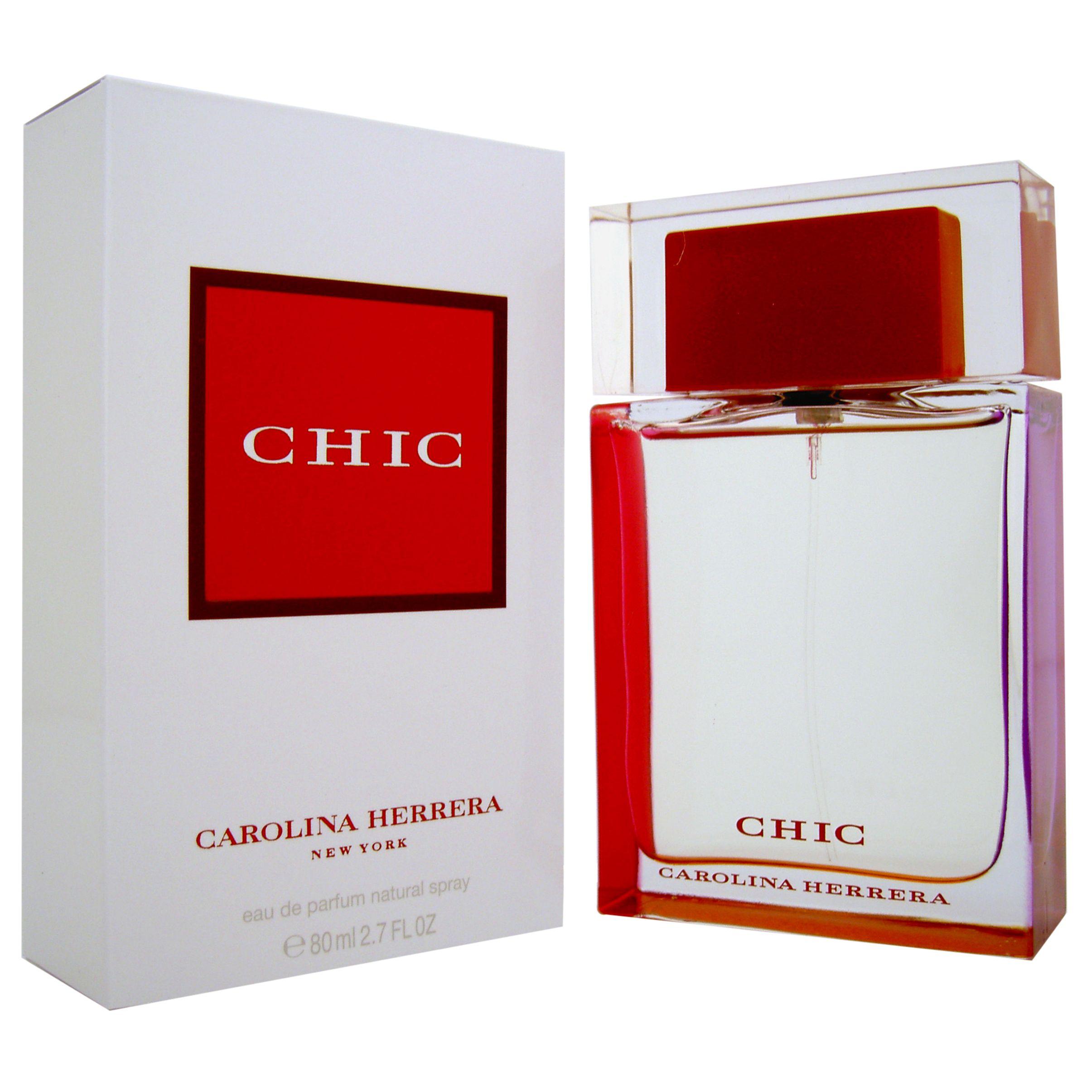 Chic Carolina Herrera for women EDP 80ml (RM60) Perfume