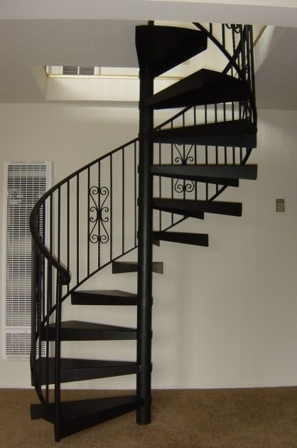 Best Cheap Spiral Staircase Stairs Design 400 x 300
