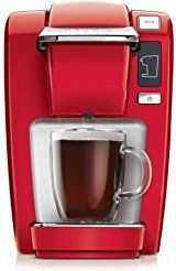 Christmas deals week Red Compact Personal 10 oz. Coffee Maker