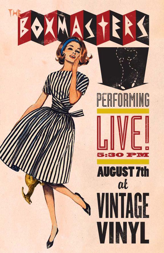 Vintage And Retro Poster Design Ideas Retro Design Poster Vintage Poster Design Retro Poster