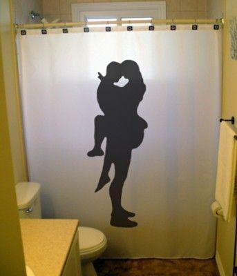 Sexy Lovers Couple Shower Curtain Bathroom Decor Bath Romantic Embrace  Marriage Romance Girl Guy Man Woman Male Female. Sexy Lovers Couple Shower Curtain Bathroom Decor Bath Romantic