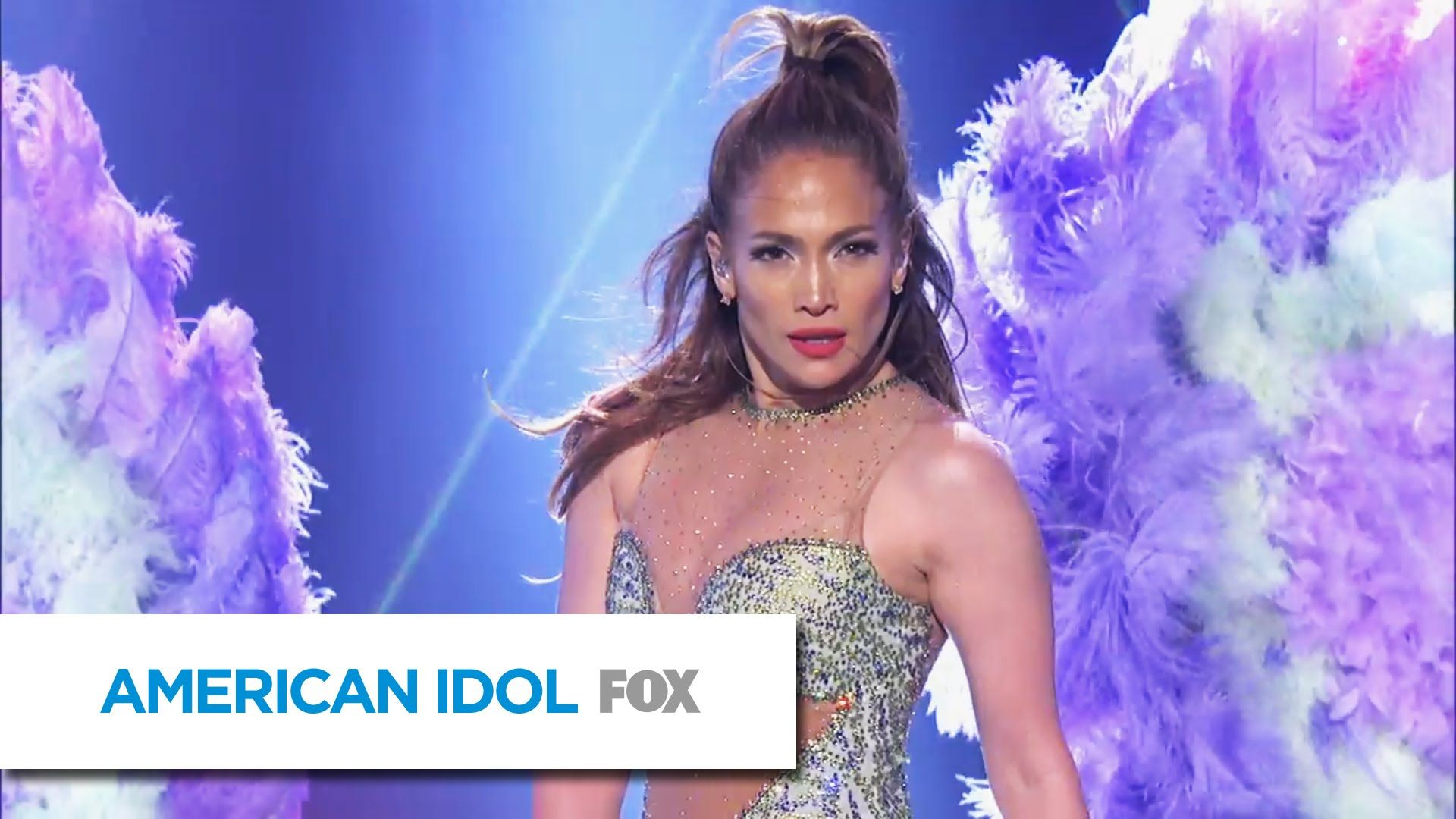 Jennifer Lopez Performs I Ain T Your Mama And Let S Get Loud American Idol American Idol Jennifer Lopez Jlo