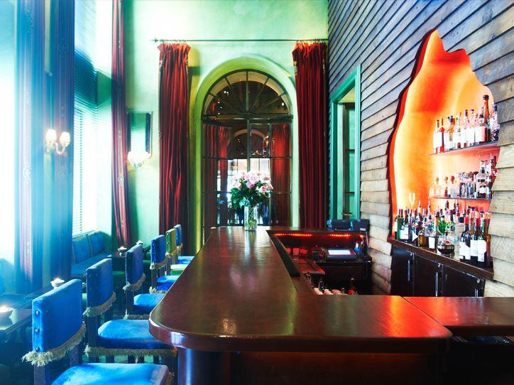 NYC | Gramercy Park Hotel