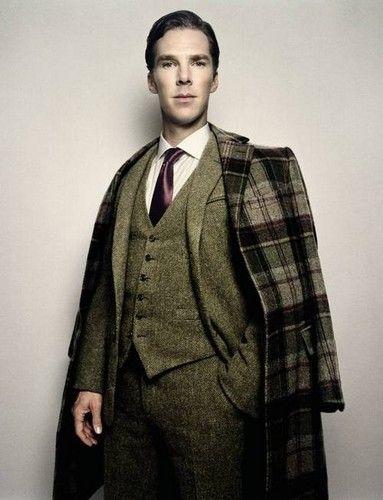 Benedict - GQ Magazine - benedict-cumberbatch Photo