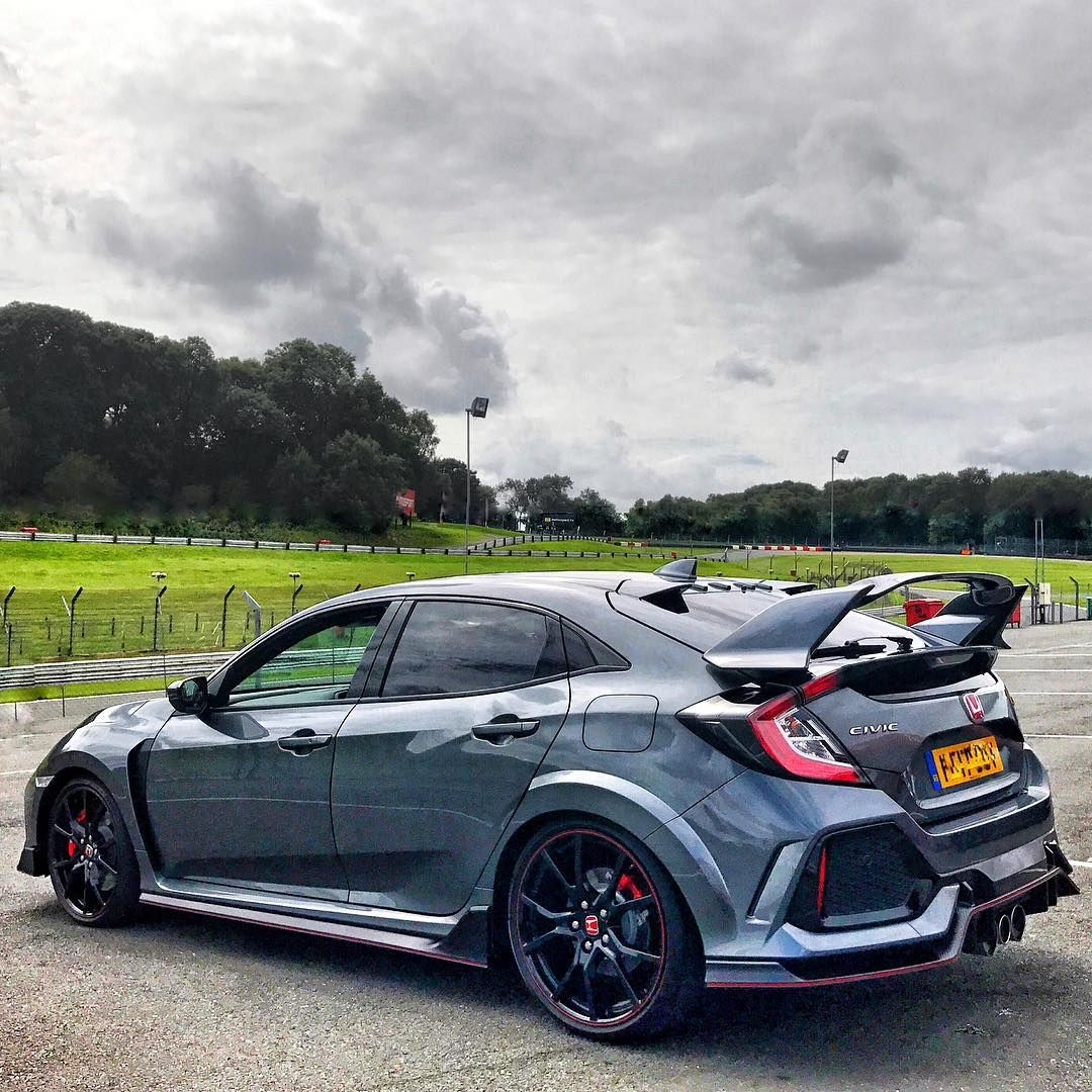 honda civic type r in polished metal fk8 fk2 voiture. Black Bedroom Furniture Sets. Home Design Ideas