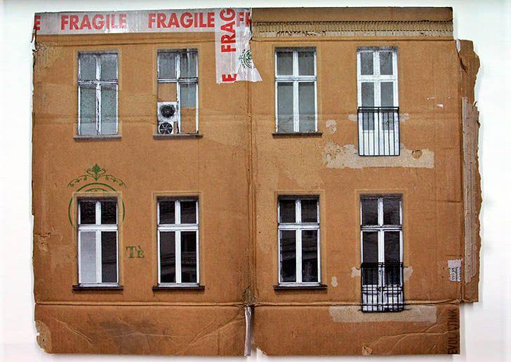 green design, eco design, sustainable design, Evol, street art, Berlin Street artists, stencil art, recycle art
