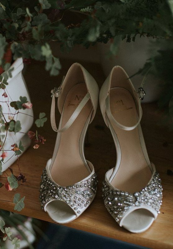 bd21ed5b967d No.1 Jenny Packham statement sandals • Maureen Du Preez Photography ...