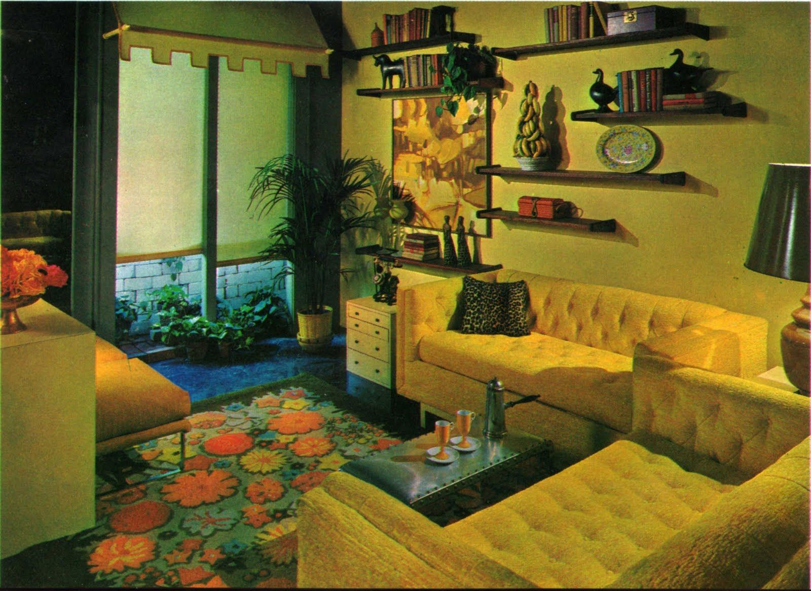 Papergreat some interior decorating tips from 1969 for Some interior design ideas