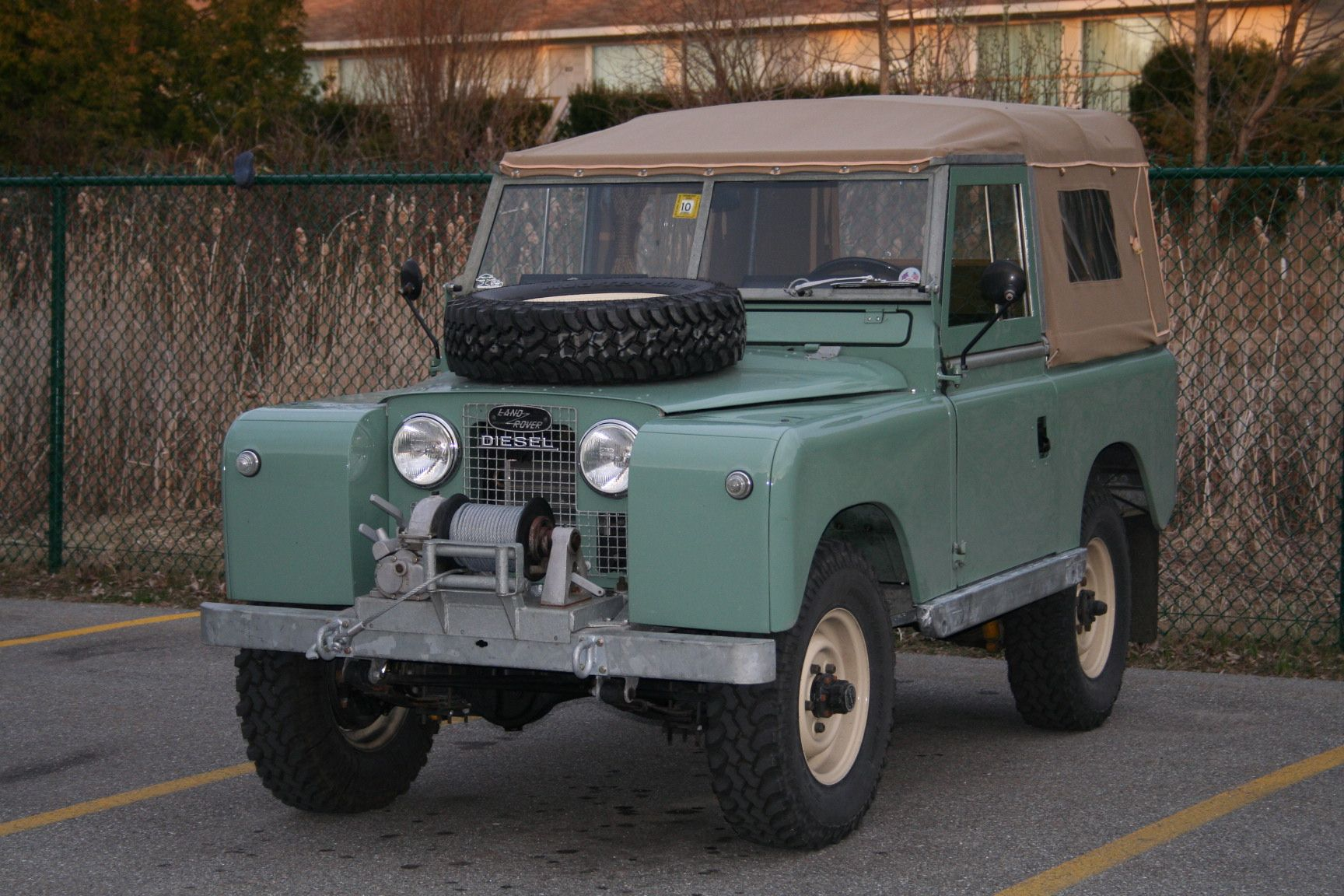 landrover vehicle parts rover restoration restorations land news online for pages