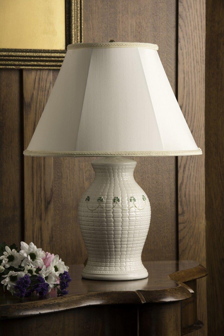 Braid Lamp (With images) Lamp, Lamp shade, Belleek