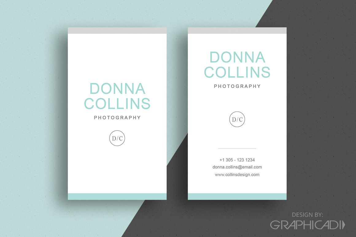 Business card template 07 2 sided business card design card business card template 2 sided business card design fbccfo Images