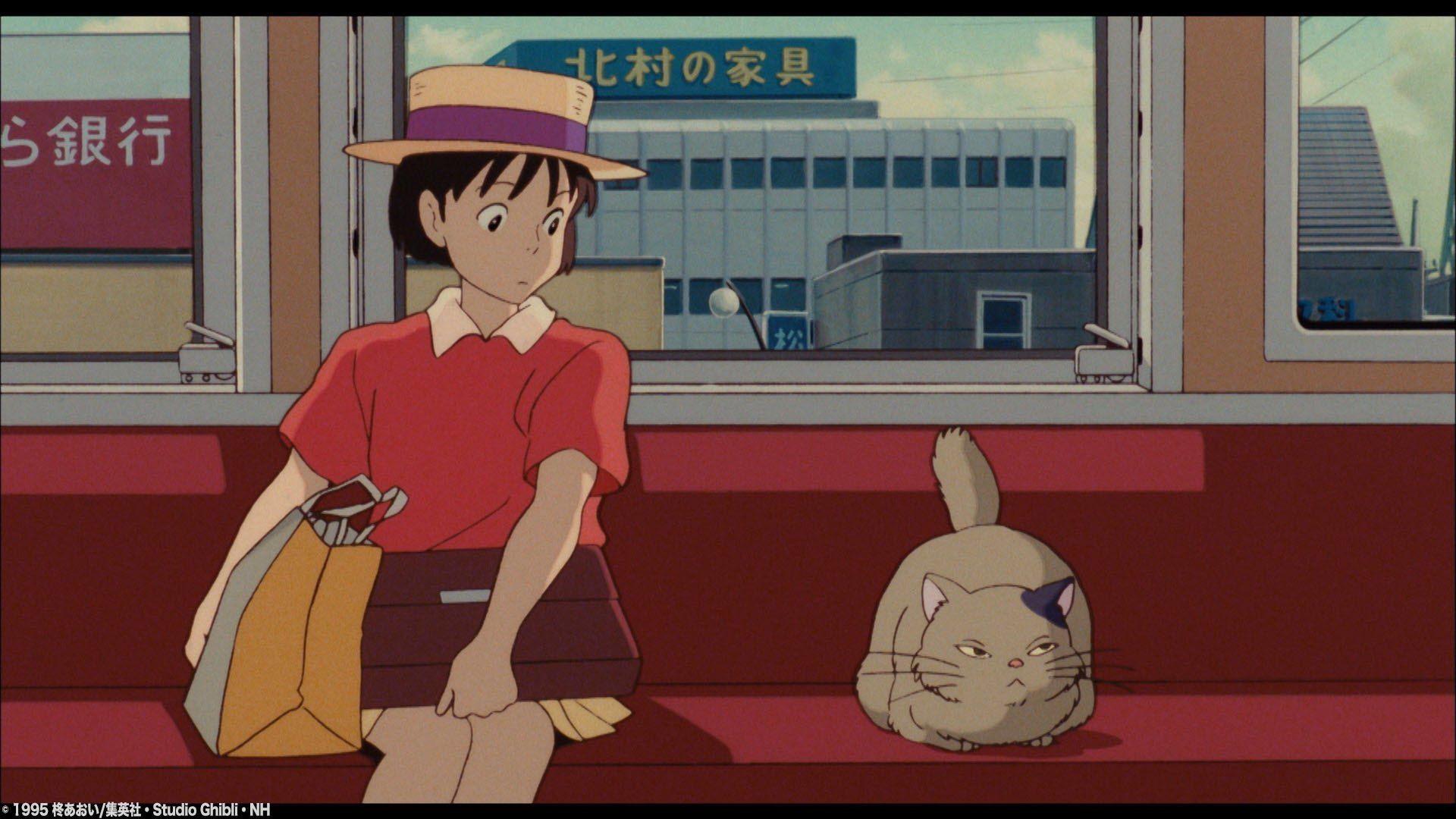 ジブリ 高画質 おしゃれまとめの人気アイデア Pinterest Hotaru 猫の恩返し スタジオジブリ ジブリ