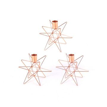Currently inspired by: Star Candle Holder Copper Set on Fab.com