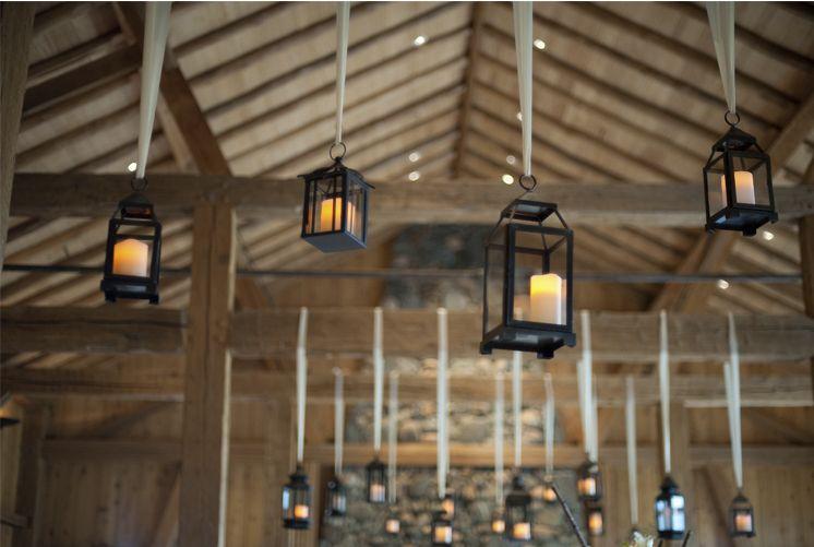Beautiful Ways to use Lanterns at Weddings | Hanging lanterns ...