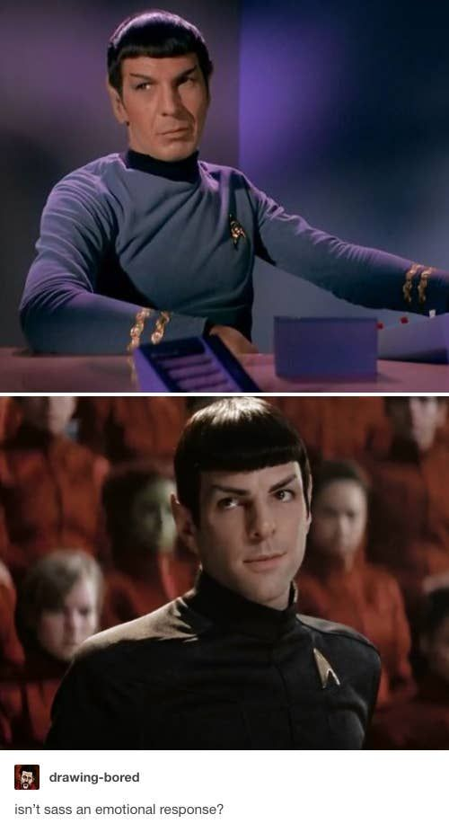 18 Times Star Trek Fans Were The Funniest Part Of Tumblr