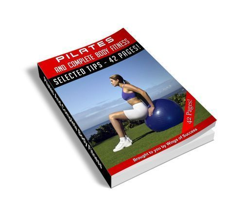 Pilates and Complete Body Fitness #pilates #fitness  #pilatescourses Inside this eBook, you will dis...