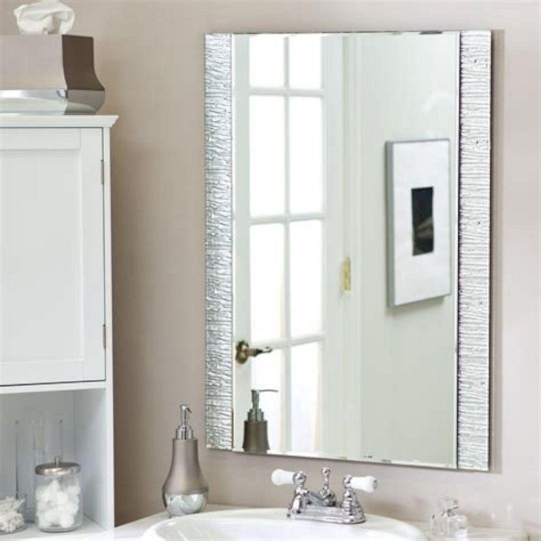 10 Delightful Diy Bathroom Mirror Ideas With Images Bathroom