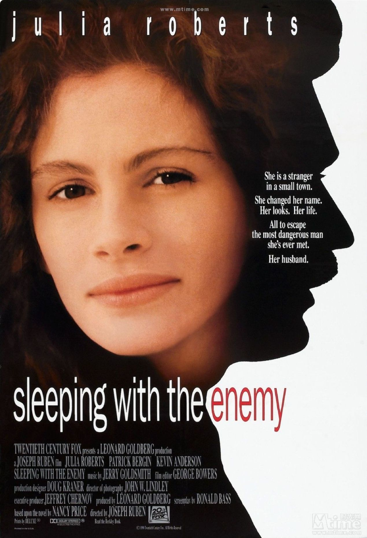 Sleeping With The Enemy ▪️ Joseph Ruben (1991) 6.2 | ภาพยนตร์