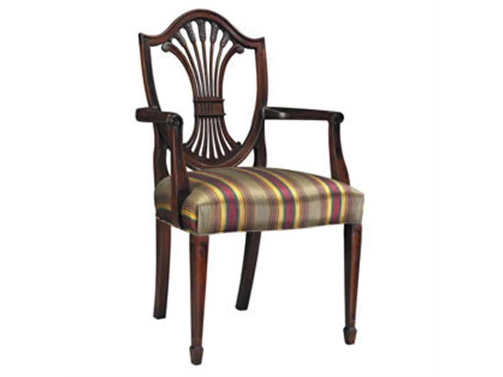 Stickley Dining Room Monroe Place Arm Chair