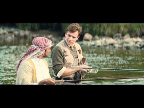 Salmon Fishing in the Yemen Trailer 2 HD