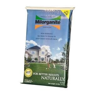 Organic Nitrogen Fertilizer 100048741 At The Home Depot