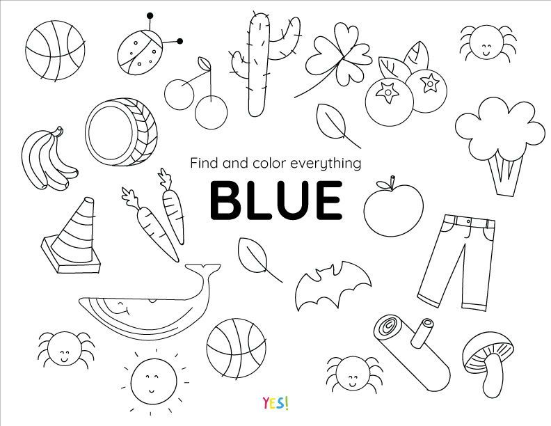 - Printable Coloring Pages Of Colors - YES! We Made This In 2020 Printable  Coloring Pages, Free Printable Coloring Sheets, Free Printable Coloring  Pages