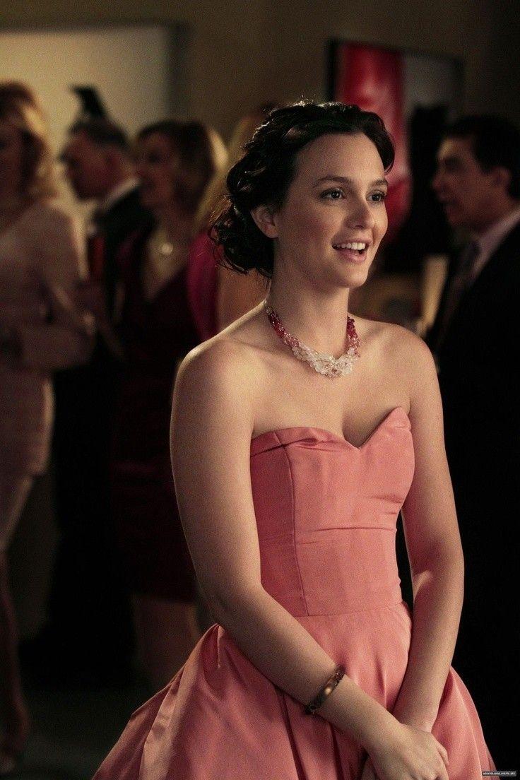 Gossip Girl's Blair Waldorf, Reem Acra. | Vestidos, Looks