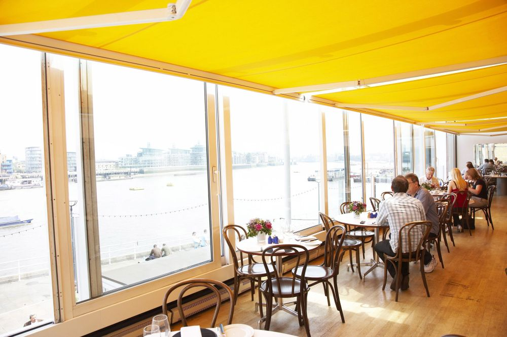Blueprint caf london restaurants stunning view and river restaurant blueprint caf malvernweather