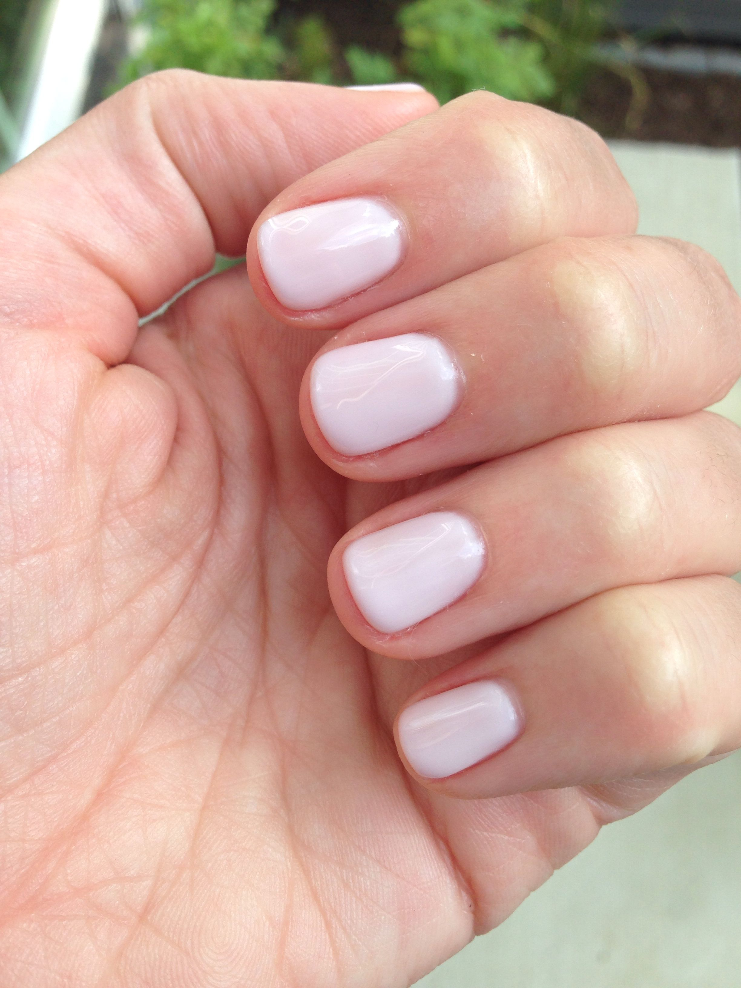 Opi No Chip Don T Burst My Bubble New Favorite Color Nails In