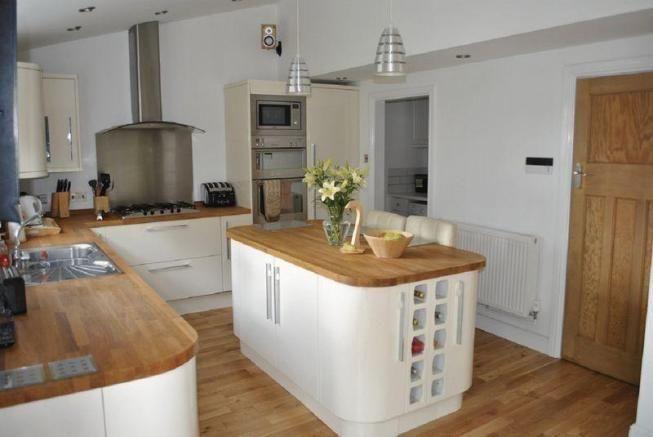 Altholz Küche in modernem Bauernhaus Landhaus Küchen Pinterest - küchen aus altholz