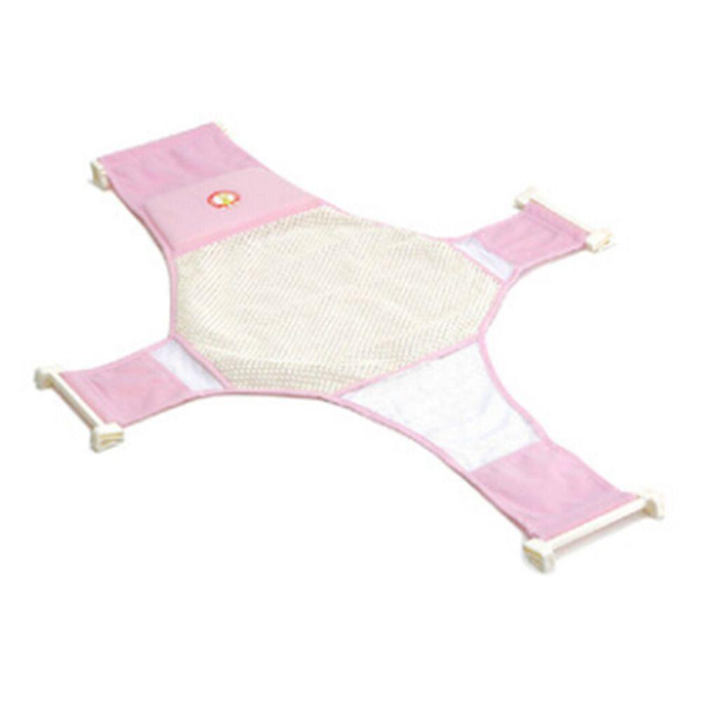 1pc Baby bath bed soft slip-resistant bath net mesh sling rack ...