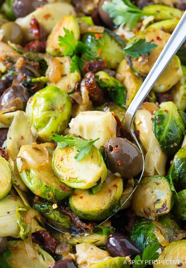 Brussel Sprout Recipes Stovetop