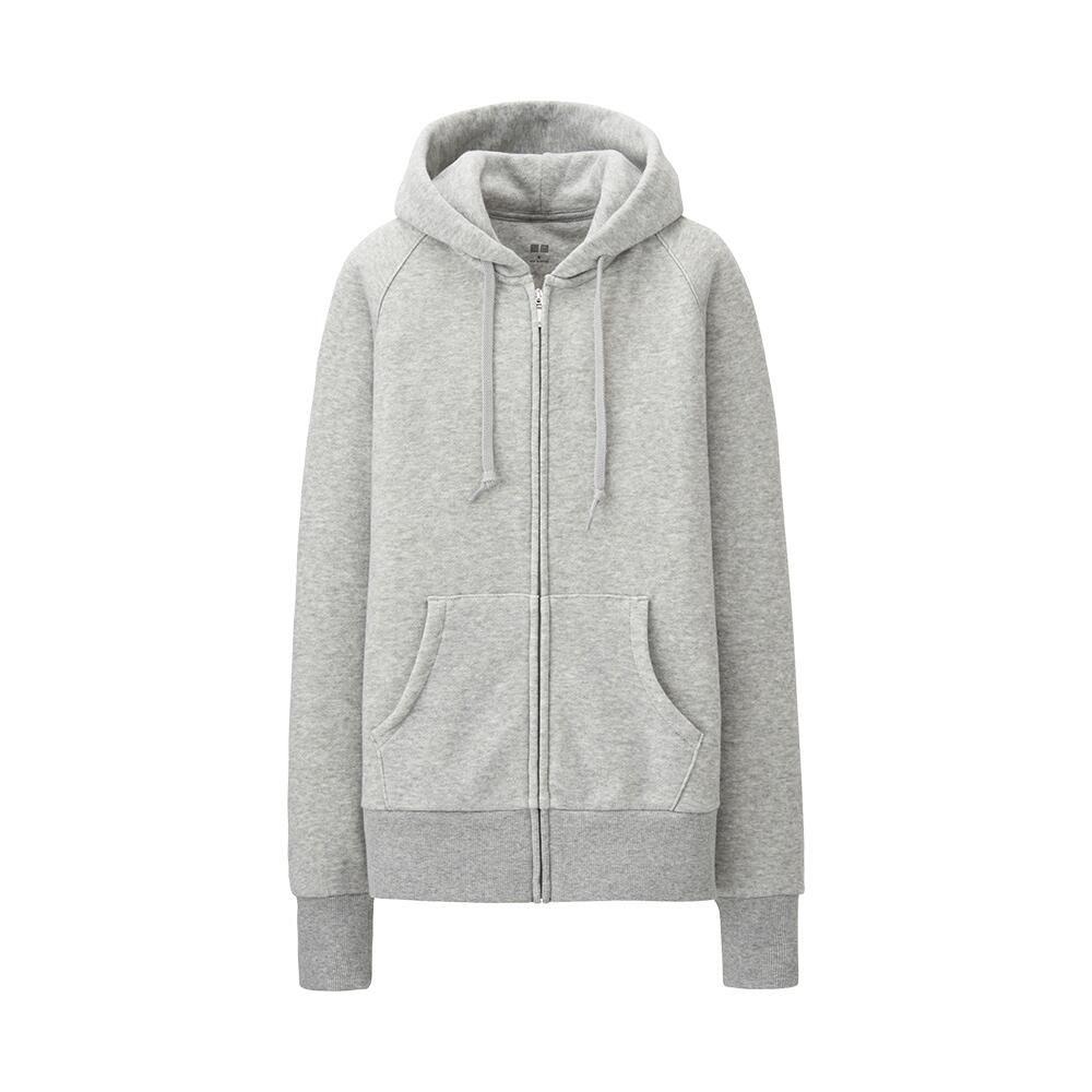 Women sweat long sleeve fullzip hoodie itus mine pinterest